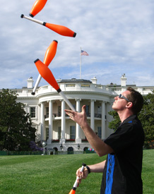 Jason Tardy : High Energy Juggler